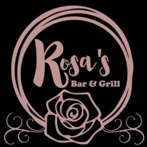 Rosa's Bar & Grill logo